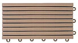 TOTO トートー 屋外用ジョイントタイルバーセア用幅調整材(平)ナッツブラウン AP003CJ