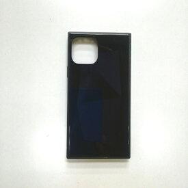 アクロス ACROSS iPhone11 Pro Max SQガラスハイブリッドケース(ダイヤ柄) AIC-DAIA10-NEW65 ブラック