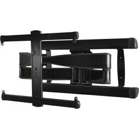 SANUS サナス 壁掛け金具 [フルモーション式(前後上下左右可動)/推奨テレビサイズ 42〜90V] ブラック VLF728-B2
