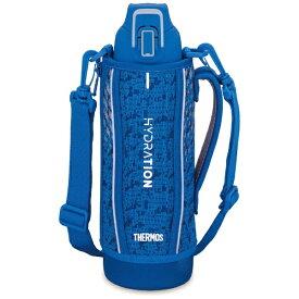 サーモス THERMOS 真空断熱スポーツボトル 1000ml ブルーシルバー FHT-1001F-BLSL