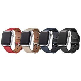 坂本ラヂヲ Genuine Leather Watchband for Apple Watch 5/4/3(44/42mm) GWBIGAW01BLK