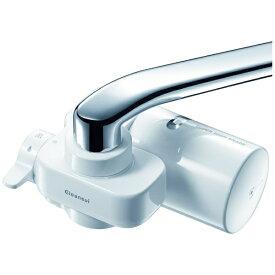 三菱ケミカルクリンスイ MITSUBISHI CHEMICAL CSP501-WT 蛇口直結型浄水器