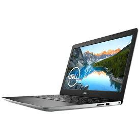 DELL デル NI335L-AHHBS ノートパソコン Inspiron 15(3593) シルバー [15.6型 /intel Core i3 /SSD:256GB /メモリ:4GB /2020年春モデル]