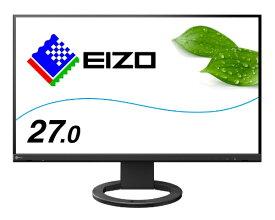 EIZO エイゾー EV2760-BK PCモニター FlexScan ブラック [27型 /ワイド /WQHD(2560×1440)]