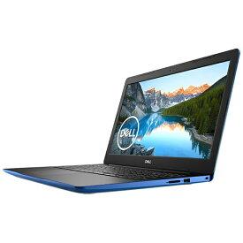DELL デル NI335L-AHHBBL ノートパソコン Inspiron 15(3593) ブルー [15.6型 /intel Core i3 /SSD:256GB /メモリ:4GB /2020年春モデル]