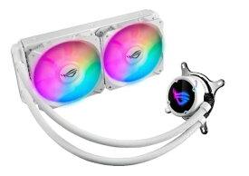 ASUS エイスース 水冷CPUクーラー ROG Strix LC 240 RGB White Edition
