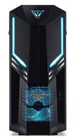 ACER エイサー PO3-600-F76UH/G26 ゲーミングデスクトップパソコン Predator Orion 3000 ブラック [モニター無し /HDD:2TB /SSD:256GB /メモリ:16GB /2020年2月モデル]