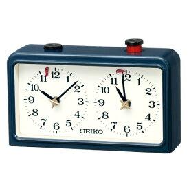セイコー SEIKO 対局時計 濃青 BZ361L