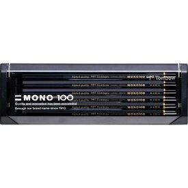 トンボ鉛筆 Tombow 鉛筆モノ100 4H MONO-1004H
