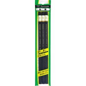 トンボ鉛筆 Tombow 鉛筆モノ 2H 3Pパック ASA-393