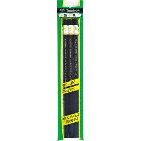 トンボ鉛筆 Tombow 鉛筆モノ 4B 3Pパック ASA-397