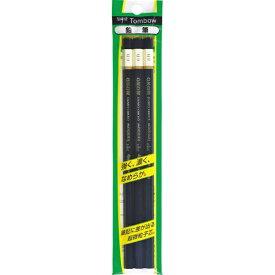 トンボ鉛筆 Tombow 鉛筆モノ 6B 3Pパック ASA-399
