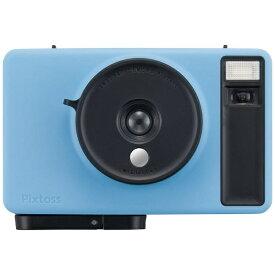 タカラトミー TAKARA TOMY インスタントカメラ Pixtoss(ピックトス) ソーダブルー TCC-05BU【2111_cpn】