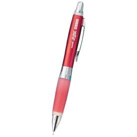 三菱鉛筆 MITSUBISHI PENCIL アルファゲルシャープペン619GGレッド1P