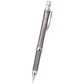 三菱鉛筆 MITSUBISHI PENCIL アルファゲルシャープペン809GGガンメタリック