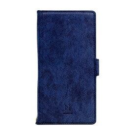 ナチュラルデザイン NATURAL design マルチタイプ手帳型ケース L-size Style Natural Blue ML-L-VS07