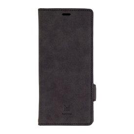 ナチュラルデザイン NATURAL design Xperia 5専用手帳型ケース Style Natural Black Xp5-VS03