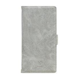 ナチュラルデザイン NATURAL design マルチタイプ手帳型ケース L-size Style Natural Gray ML-L-VS01