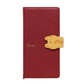 ナチュラルデザイン NATURAL design マルチタイプ手帳型ケース L-size Cocotte Red ML-L-COT04