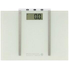 ORIGINAL BASIC オリジナルベーシック 体重体組成計 ホワイト HB-BC115-W