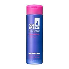 ファイントゥデイ資生堂 Fine Today Shiseido SEA BREEZE(シーブリーズ) デオ&ウォーター I アイスフローラル(160ml) 〔デオドラント〕
