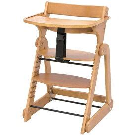 日本育児 nihon ikuji たためる木製スマートハイチェア III ナチュラル