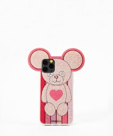 IPHORIA アイフォリア Teddy Golden Stripes with Heart for iPhone 11Pro テディゴールデンストライプウィズハート IPHORIA(アイフォリア) 16997