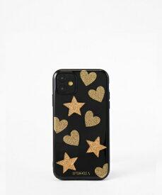 IPHORIA アイフォリア Heart Star Pattern for iPhone 11 ハートスターパターン IPHORIA(アイフォリア) 17246