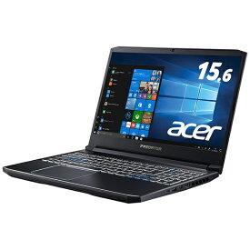 ACER エイサー PH315-52-F78U6T ゲーミングノートパソコン Predator Helios 300 アビサルブラック [15.6型 /intel Core i7 /SSD:256GB /メモリ:8GB /2020年02月モデル]