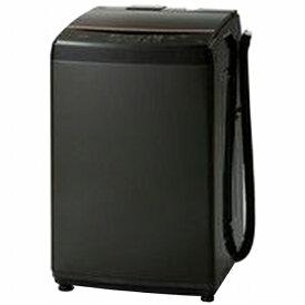 アイリスオーヤマ IRIS OHYAMA IAW-T803BL 全自動洗濯機 ブラック [洗濯8.0kg /乾燥機能無 /上開き]