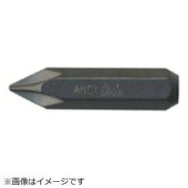 兼古製作所 アネックス インパクトドライバー用ビット +1×36 対辺8mm六角軸 AK-21P-1-36