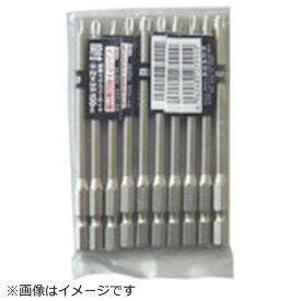 兼古製作所 アネックス シルバー(バラ)ビット袋入 段付 +2×100 (10本入) AS-20W-D-2-100