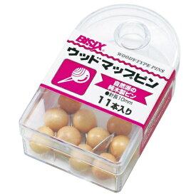 ミツヤ mitsuya ウッドマップピン#10 11本 BX1-7-WD