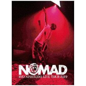 "NOMAD RECORDS 錦戸亮/ 錦戸亮 LIVE TOUR 2019 ""NOMAD""初回限定盤[2Blu-ray+フォトブック]【ブルーレイ】"