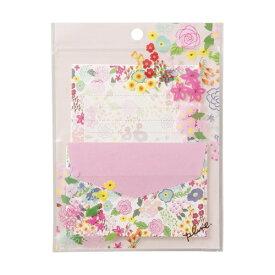 マルアイ MARUAI プルーンミニレター小花柄 レ-PL2