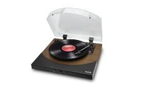 ION Audio アイオンオーディオ Bluetooth対応 レコードプレーヤー ブラウン PremierLPBrown
