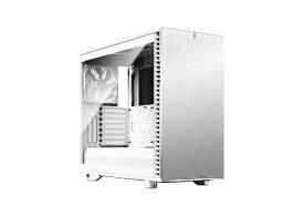 FRACTAL DESIGN フラクタルデザイン PCケース Define 7 White TG Clear Tint ホワイト FD-C-DEF7A-06