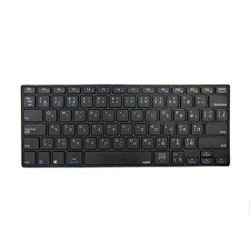 UNIQ ユニーク E6080BK キーボード Rapoo E6080 ブラック [Bluetooth /ワイヤレス]