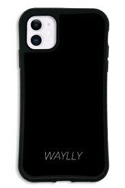 ケースオクロック caseoclock iPhone11 WAYLLY-MK セット ドレッサー スモールロゴ ブラック mksl-set-11-blk