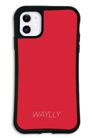 ケースオクロック caseoclock iPhone11 WAYLLY-MK セット ドレッサー スモールロゴ レッド mksl-set-11-red