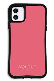 ケースオクロック caseoclock iPhone11 WAYLLY-MK セット ドレッサー スモールロゴ ピーチピンク mksl-set-11-ppk