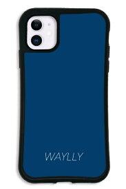 ケースオクロック caseoclock iPhone11 WAYLLY-MK セット ドレッサー スモールロゴ ネイビー mksl-set-11-nv
