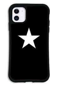 ケースオクロック caseoclock iPhone11 WAYLLY-MK セット ドレッサー スター ブラック×ホワイト mkst-set-11-blw