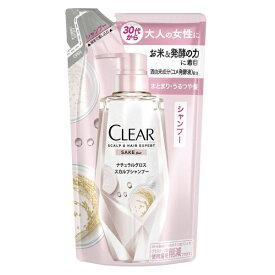 ユニリーバJCM Unilever CLEAR(クリア) ナチュラルグロス スカルプシャンプー つめかえ用(300g)
