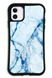 ケースオクロック caseoclock iPhone11 WAYLLY-MK セット ドレッサー 大理石 ブルー mkdrs-set-11-blu