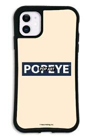 ケースオクロック iPhone11 WAYLLY-MK × ポパイ 【セット】 ドレッサー ロゴ mkppy-set-11-lg