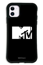 ケースオクロック caseoclock iPhone11 WAYLLY-MK × MTVオリジナル セット ドレッサー MTV ロゴ ブラック mkmtvo-set-11-blk