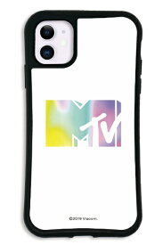 ケースオクロック caseoclock iPhone11 WAYLLY-MK × MTVオリジナル セット ドレッサー MTV ロゴ ホワイト mkmtvo-set-11-wht