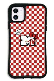 ケースオクロック caseoclock iPhone11 WAYLLY-MK × MTV × ハローキティ セット ドレッサー パンカデリック チェック mkmtvk-set-11-pch