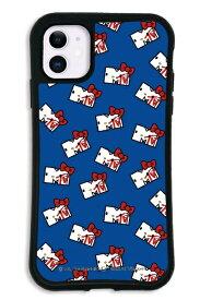 ケースオクロック caseoclock iPhone11 WAYLLY-MK × MTV × ハローキティ セット ドレッサー パンカデリック ブルー mkmtvk-set-11-pbl